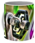Candy Bike Pedal Coffee Mug