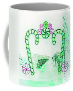 Candy Cane Christmas 5 Coffee Mug