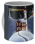 Candy Cane Cove Coffee Mug