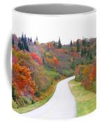 Candy Land On The Blueridge Parkway Coffee Mug