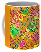 Candy - Lolly Pop Abstract  Coffee Mug