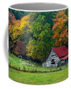 Candy Mountain Coffee Mug by Debra and Dave Vanderlaan