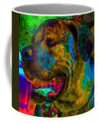 Cane Corso Pop Art Coffee Mug