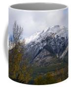 Canmore Rocky Mountain View  Coffee Mug