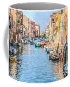 Cannareggio Canal Venice Coffee Mug