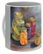 Canning Jars Coffee Mug