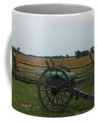 Cannon At Gettysburg Coffee Mug