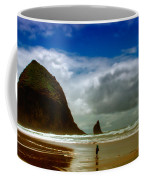 Cannon Beach At Dusk II Coffee Mug