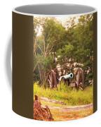 Cannon On Culps Hill Coffee Mug