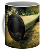Elephanta Island Cannon Coffee Mug