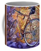 Cannondale Coffee Mug by Mark Jones