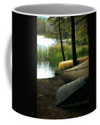 Canoe Trio Coffee Mug