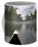 Canoeing The Ozarks Coffee Mug