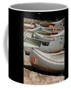 Canoes 143 Coffee Mug