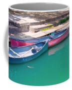 Canoes 3 Coffee Mug