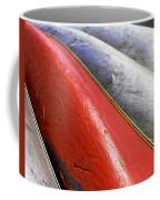 Canoes Coffee Mug