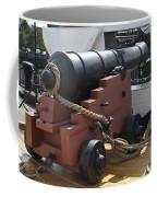 Canon - Charlestown Navy Yard Boston Massachusetts Coffee Mug