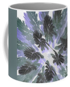 Daytime Jungle Sky By Jammer Coffee Mug