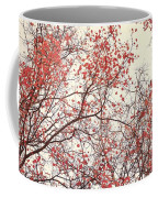 canopy trees II Coffee Mug by Priska Wettstein