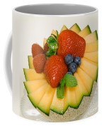 Cantaloupe Breakfast Coffee Mug