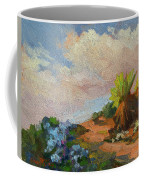 Canterbury Bells Joshua Tree Coffee Mug