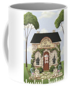 Canterbury Cupcakes Coffee Mug by Catherine Holman
