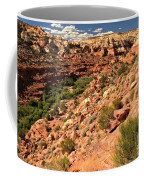 Canyon At Calf Creek Coffee Mug