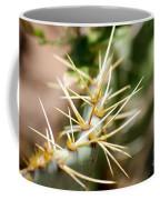 Canyon Cactus Coffee Mug