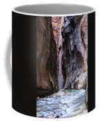Canyon Color Coffee Mug