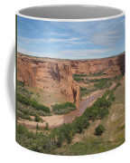 Canyon De Chelly Overview Coffee Mug