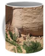 Canyon De Chelly Ruins Coffee Mug