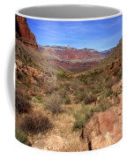Bright Angel Trail, The Grand Canyon  Coffee Mug