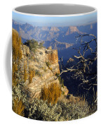 Canyon Foliage Coffee Mug