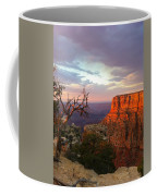 Canyon Rim Tree Coffee Mug