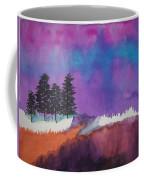 Canyon Shadows Coffee Mug