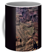 Canyon Walls Coffee Mug