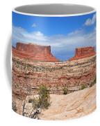Canyonlands Utah Landscape Coffee Mug