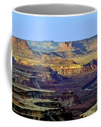 Canyonlands View From Green River Overlook Coffee Mug