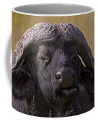 Cape Buffalo   #0574 Coffee Mug
