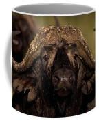 Cape Buffalo   #6883 Coffee Mug
