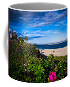 Cape Cod Beach Coffee Mug