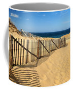 Cape Cod Beach Coffee Mug
