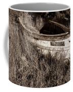 Cape Cod Skiff Coffee Mug by Luke Moore
