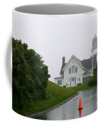 Cape Elizabeth On A Rainy Day- Maine Coffee Mug