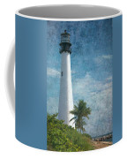 Cape Florida Lighthouse 2 Coffee Mug
