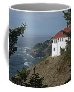 Cape Foulweather Lookout Coffee Mug