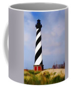 Cape Hatteras Lighthouse Coffee Mug
