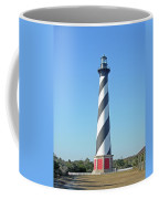 Cape Hatteras Lighthouse - Outer Banks Nc Coffee Mug