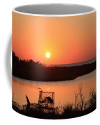 Cape Hatteras Sunset-north Carolina Coffee Mug