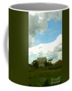 Cape House Coffee Mug